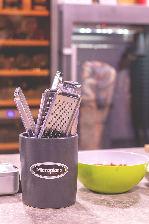Werbung | Mit Microplane in München | Kochen mit Ralf Jakumeit und Microplane | moeyskitchen.com