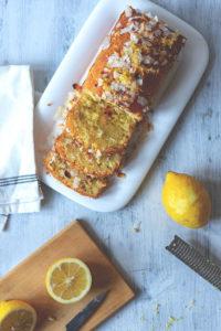 Schneller Kokos-Zitronen-Kuchen