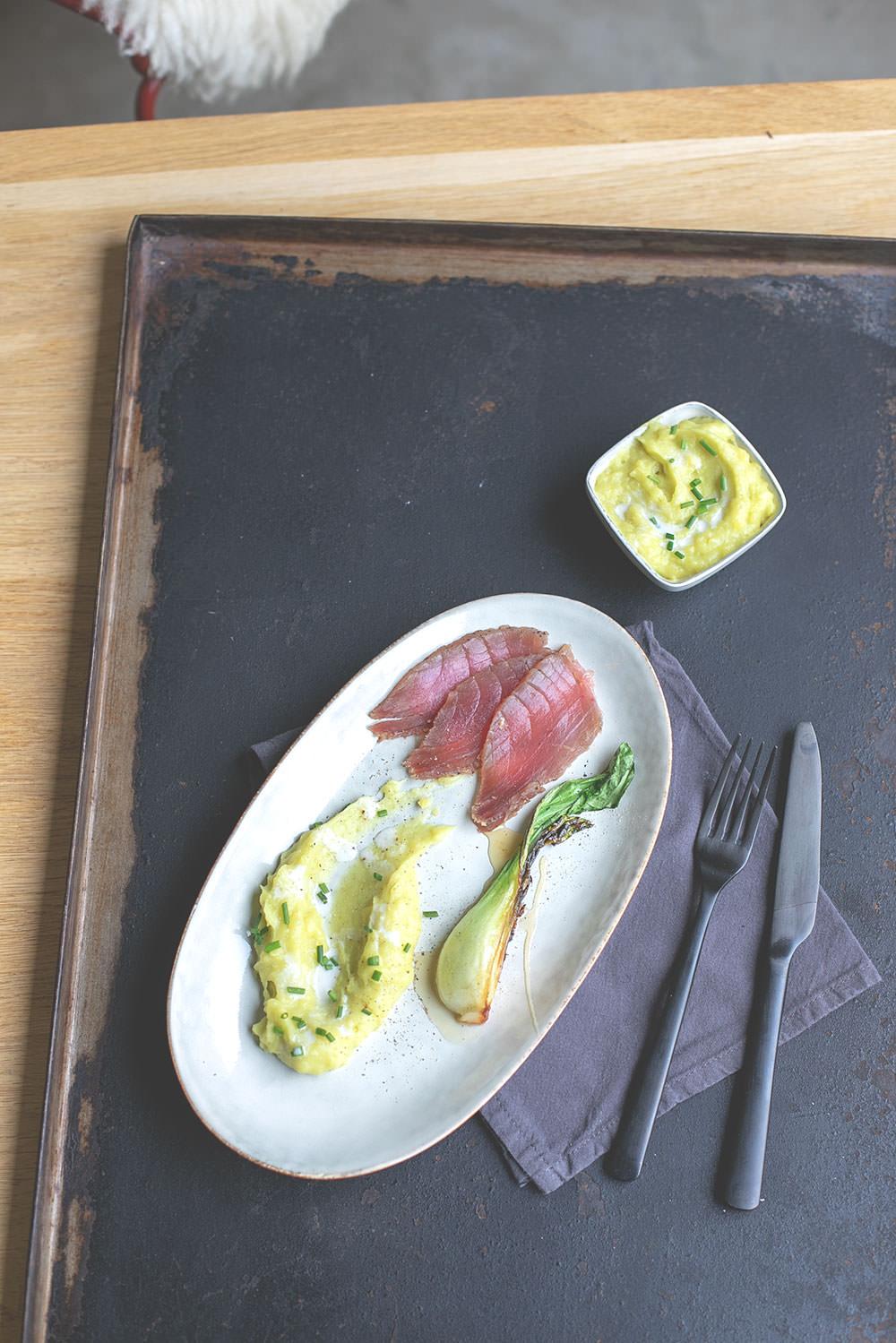 In Gin gebeizter Thunfisch von Die Jungs kochen und backen | Food.Blog.House Holland 2018 | moeyskitchen.com