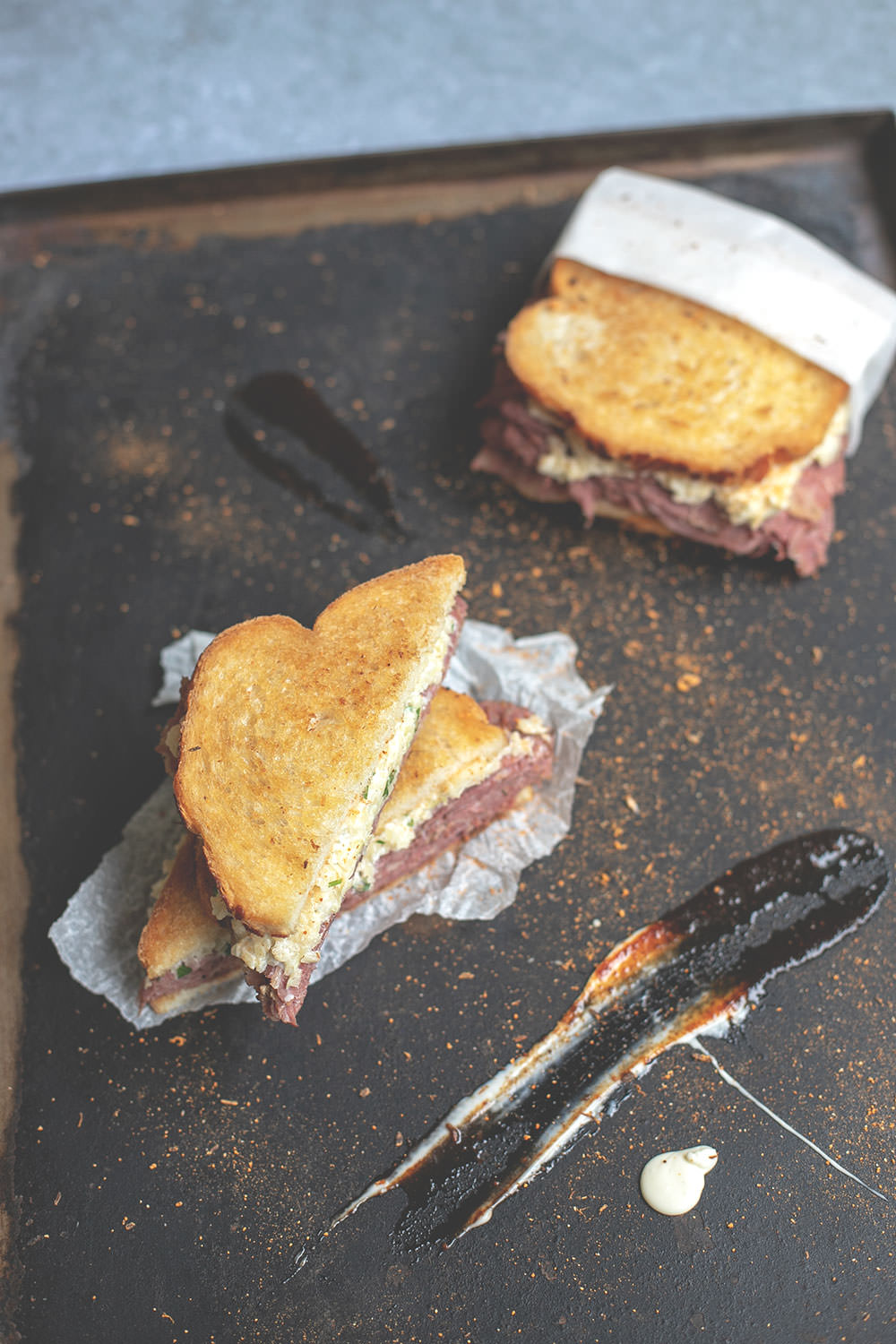 Pastrami Sandiwch von Onkel Kethe | Food.Blog.House 2018 Holland | moeyskitchen.com