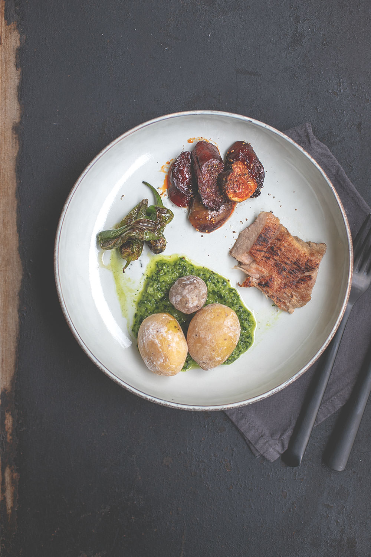 Spanischer Teller von Gernekochen | Food.Blog.House 2018 Holland | moeyskitchen.com