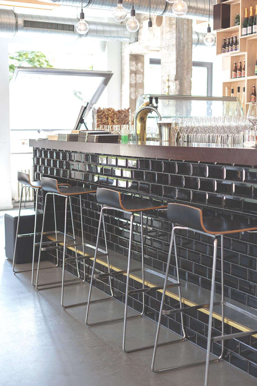 Das Restaurant maiBeck in Köln