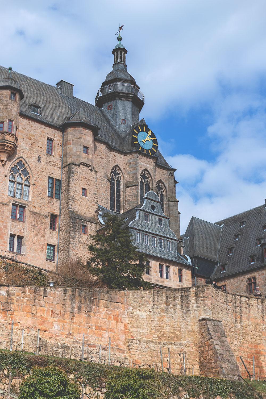 Das Marburger Landgrafenschloss