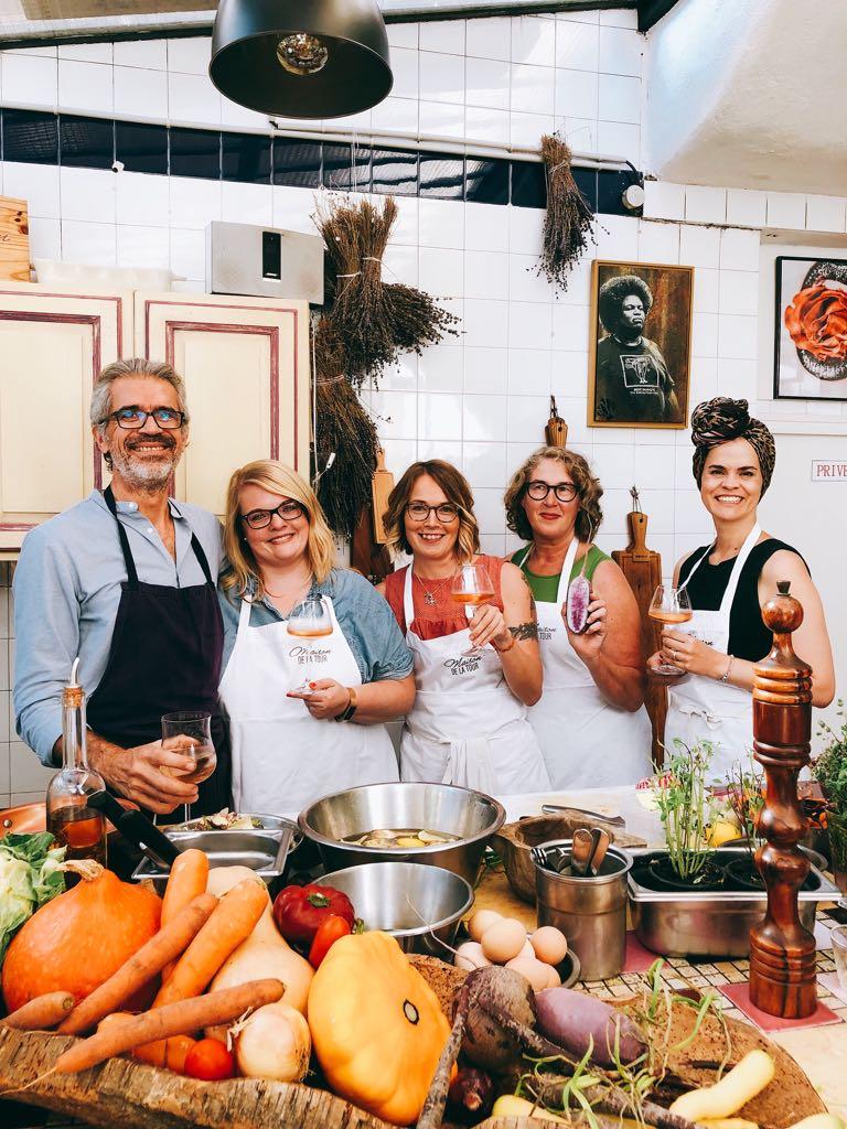 Reise in die Provence und Camargue 2018