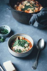 One Pot Lasagne-Suppe