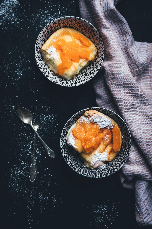 Rezept für süßen Quark-Auflauf mit Clementinen in Sirup | Kindheitserinnerung und echtes Soulfood | moeyskitchen.com #quarkauflauf #soulfood #foodblogger #rezepte