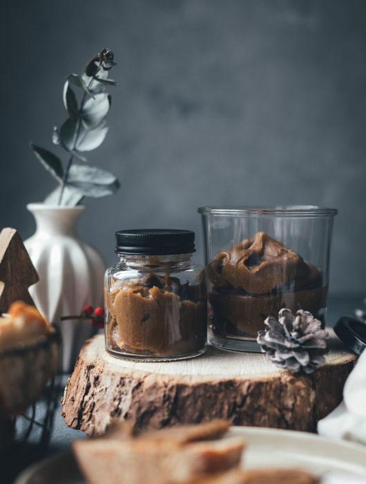 Rezept für Maronencreme mit Ahornsirup | leckere Geschenke aus der Küche selber machen | weihnachtliche Rezeptidee mit und ohne Thermomix | moeyskitchen.com #maronencreme #brotaufstrich #maronen #ahornsirup #geschenkeausderküche #kulinarischegeschenke #rezepte #foodblogger #weihnachten #herbst #winter