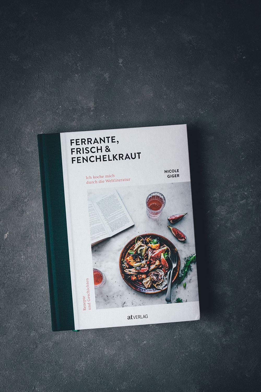"""Kochbuch-Vorstellung von """"Ferrante, Frisch & Fenchelkraut"""" mit Rezept für Soba-Nudel-Salat mit Rotkohl, Tofu und Tahini-Dressing - moey's kitchen foodblog"""