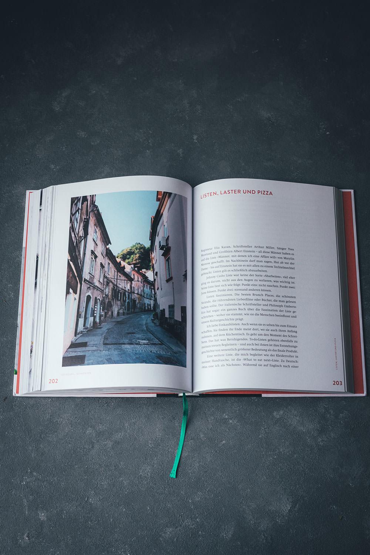 """Rezension zum Kochbuch """"Ferrante, Frisch und Fenchelkraut"""" von Nicole Giger, erschienen im AT Verlag"""