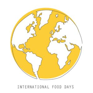 International Food Days - World Vegetarian Day