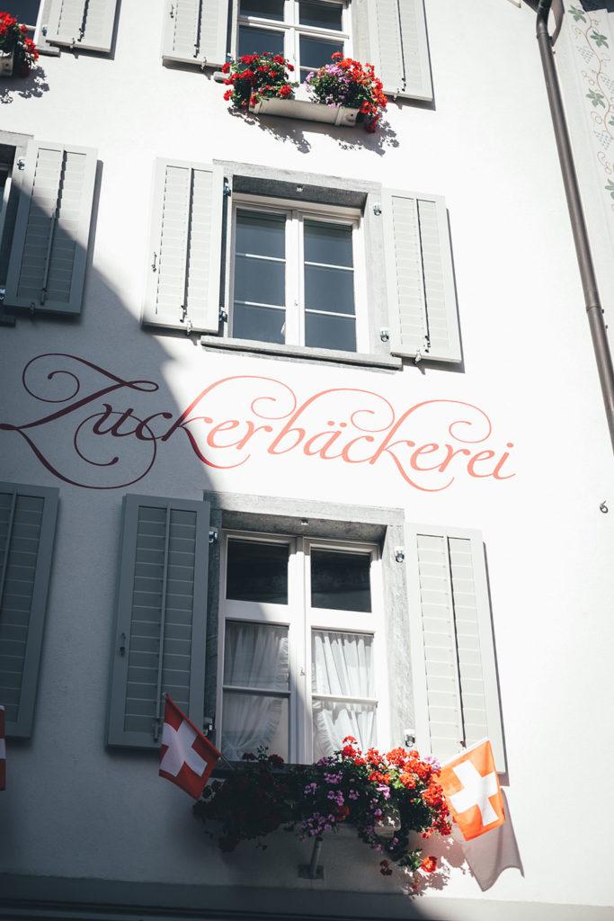Zuckerbäckerei in Chur in der Schweiz | moeyskitchen.com #schweiz #chur #zuckerbäckerei #graubünden #reise #reisebericht #blog
