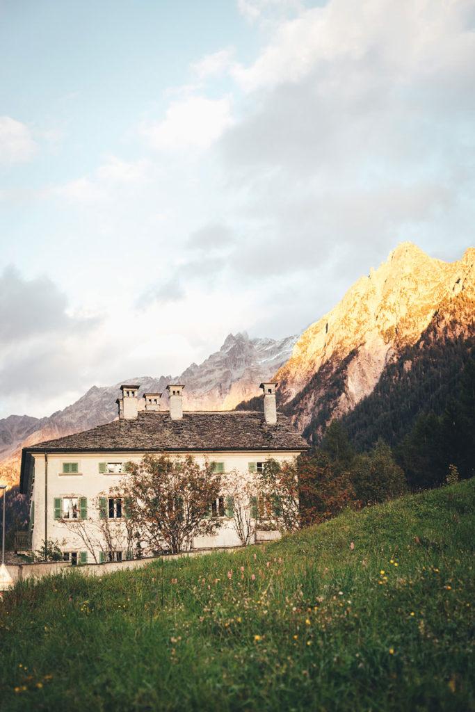 Die Casa Pontisella in Stampa | moeyskitchen.com #pontisella #casapontisella #stampa #graubünden #schweiz #reisebericht #reise #blog