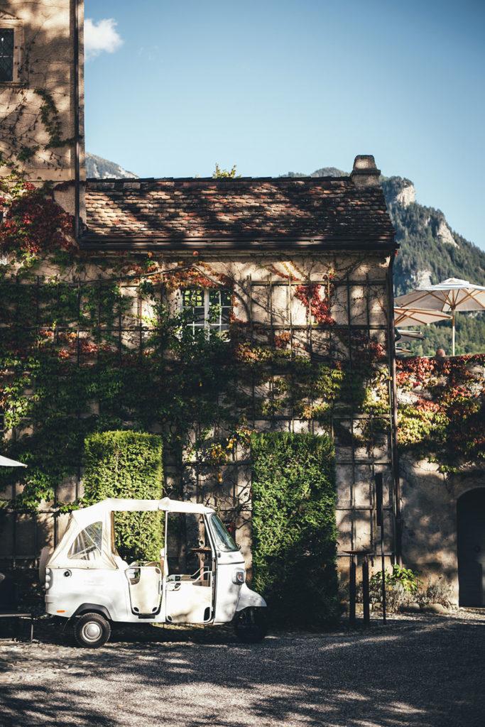 Schloss Schauenstein von Andreas Caminada in Fürstenau (Graubünden, Schweiz) | moeyskitchen.com #andreascaminada #schlossschauenstein #fürstenau #graubünden #schweiz #reisebericht