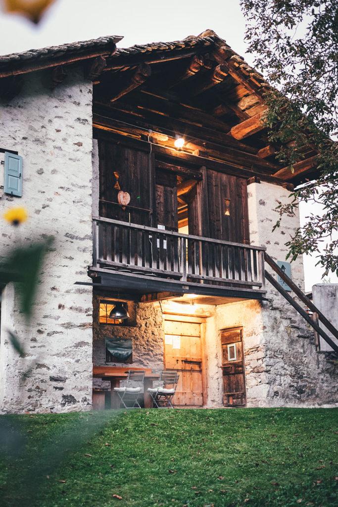 Im La Stala Bistro d'Arte in Stampa (Graubünden in der Schweiz) | moeyskitchen.com #stampa #restaurant #bergell #graubünden #schweiz #reise #reisebericht #blog