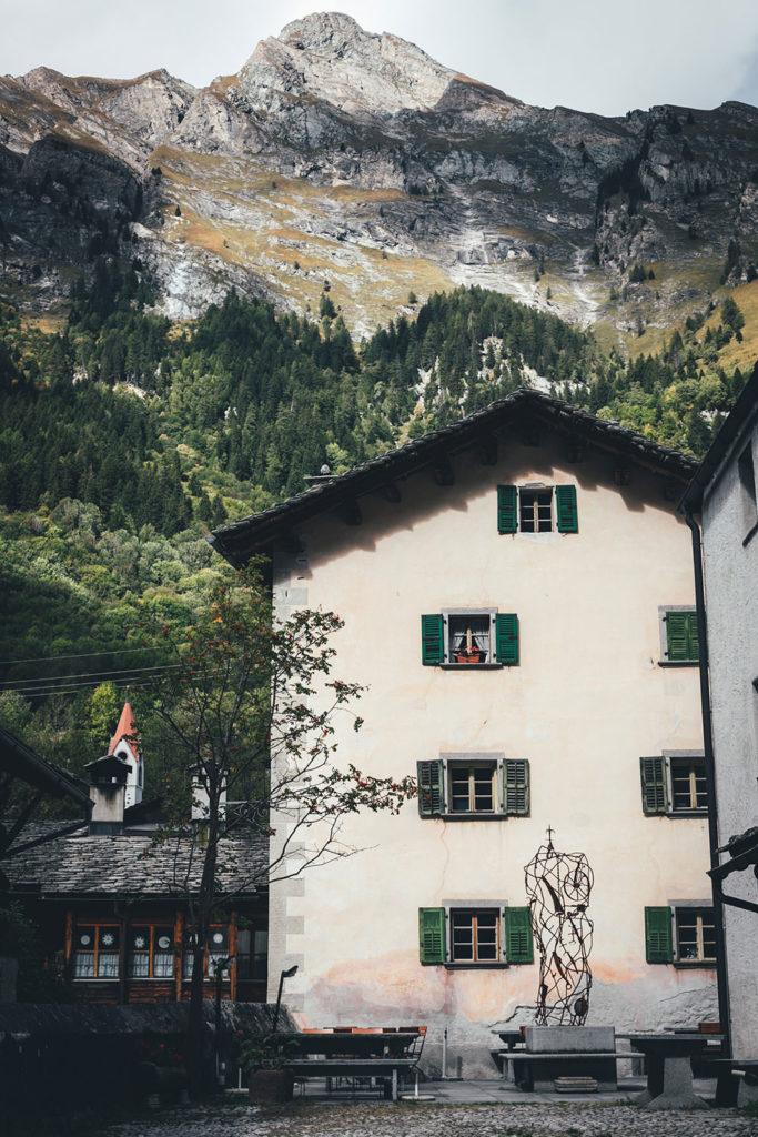 In Vicosoprano in Graubünden (Schweiz) | moeyskitchen.com #reise #reisebericht #graubünden #schweiz #vicosoprano #blog
