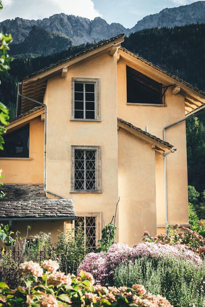 Die Villa Garbald in Castasegna (Graubünden in der Schweiz) | moeyskitchen.com #villagarbald #castasegna #graubünden #schweiz #reise #reisebericht #blog