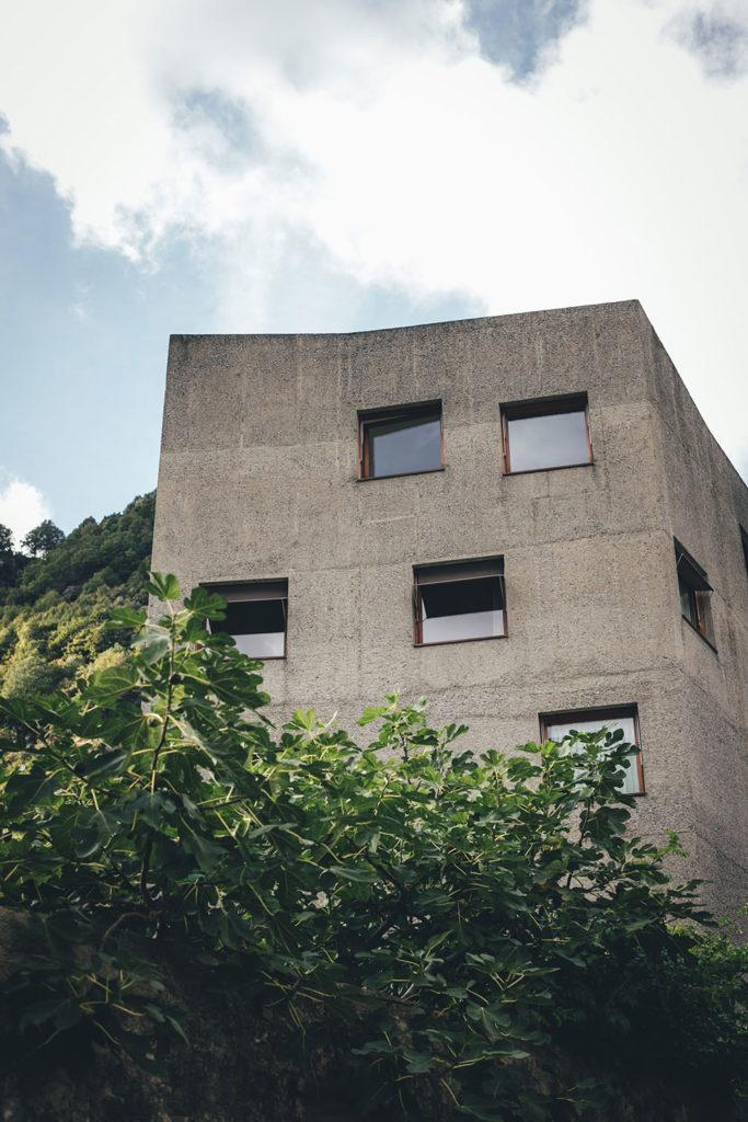 Unterkunft der Villa Garbald in Castasegna (Graubünden in der Schweiz) | moeyskitchen.com #villagarbald #castasegna #graubünden #schweiz #reise #reisebericht #blog