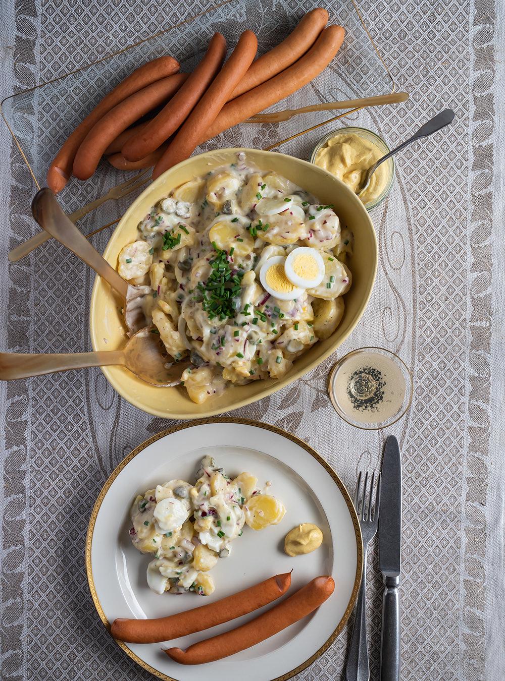 Norddeutscher Kartoffelsalat von S-Küche