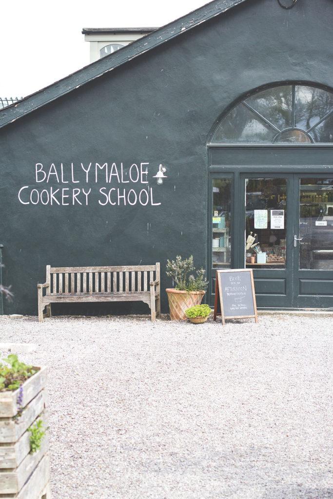 Die bekannte Ballymaloe Cookery School in Irland | moeyskitchen.com