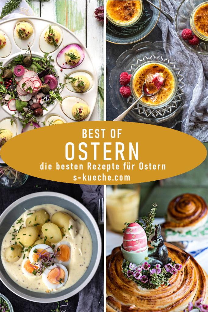 Die besten Osterrezepte von S-Küche