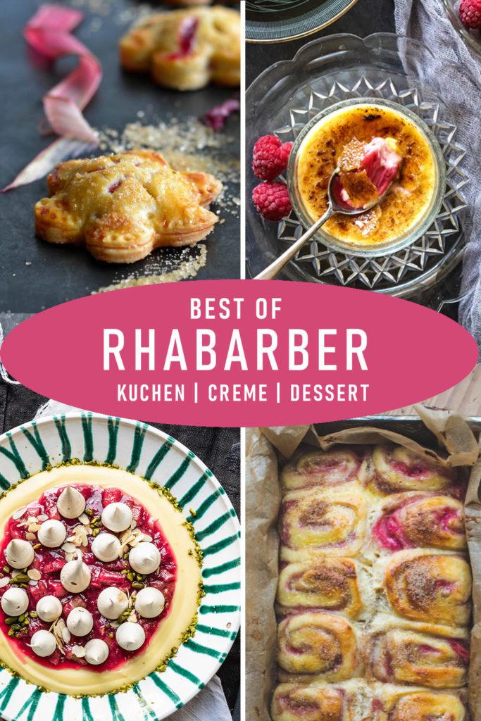 S-Küche: Best of Rhabarber - 8 Rhabarber Rezepte die richtig Spaß machen
