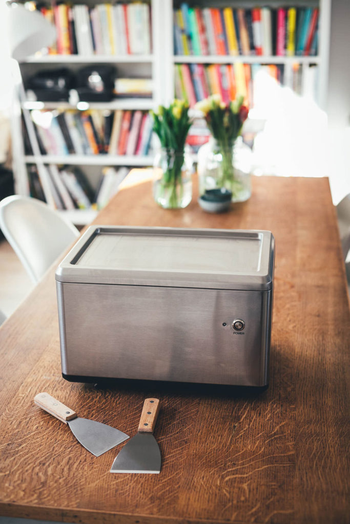 Meine neue Roll-Eismaschine – Ice Cream Rolls zu Hause einfach selber machen! | moeyskitchen.com