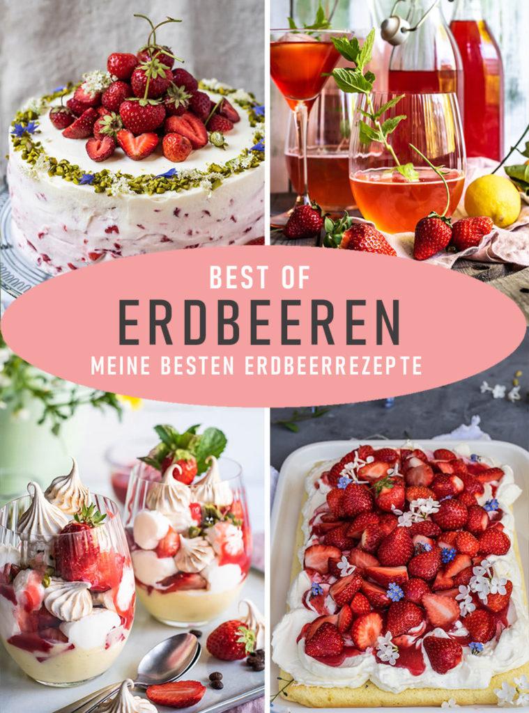 S-Küche - Best of Erdbeeren