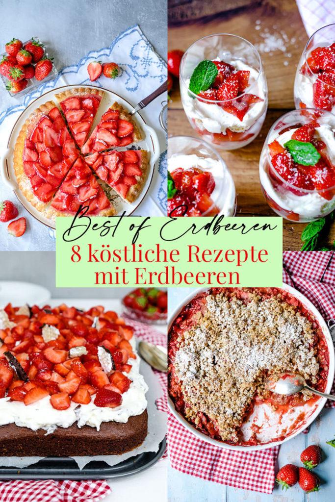 was eigenes - Best of Erdbeeren