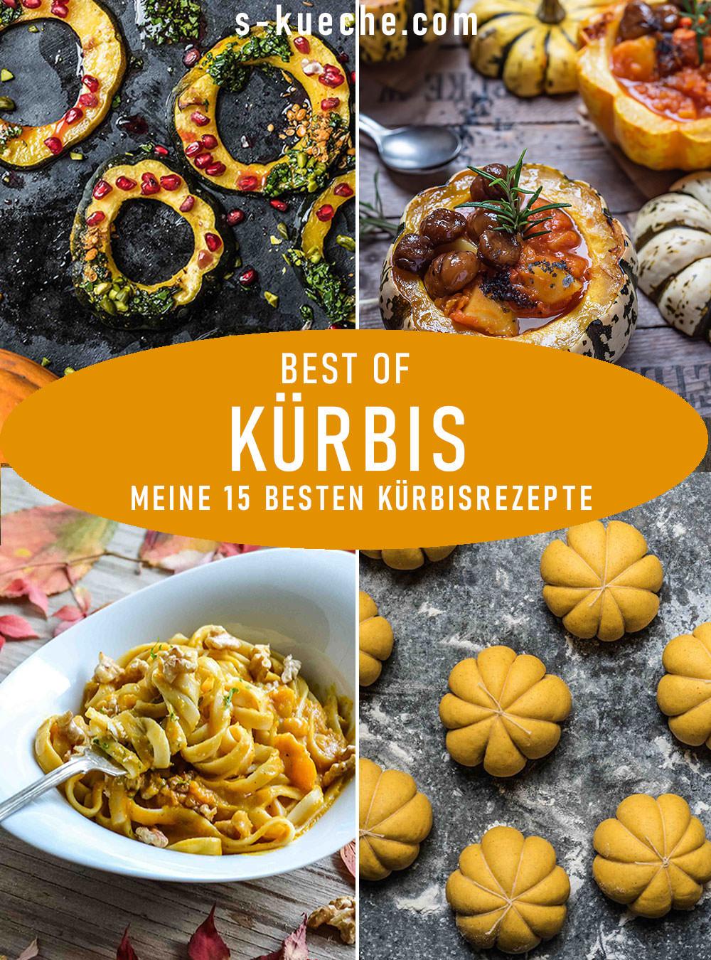 Best of Kürbis - S-Kueche