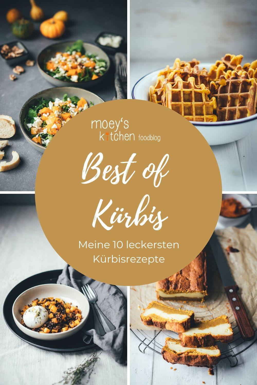 Best of Kürbis - meine 10 leckersten Kürbisrezepte   moeyskitchen.com